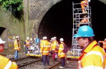 Laser Scanning Key to Cost-EffectiveRail Tunnel Monitoring for Halcrow _ Image 1