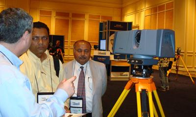 Trimble Rolls Out FX Phase-Based Laser Scanner - Image 1