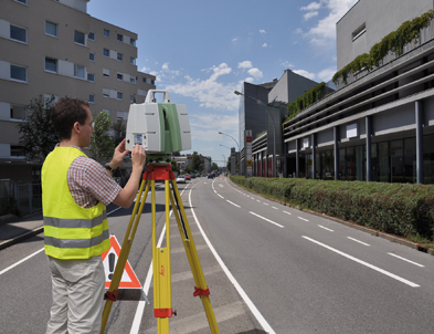 Leica Geosystems HDS Launches ScanStation - Image 1