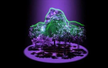 LiDAR 3D Trees full article image
