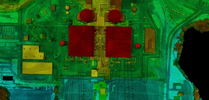 Harris Geiger-Mode LiDAR data