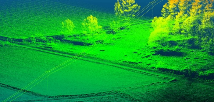 YellowScan Surveyor Data