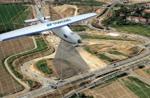 Topcon Sirius fixed-wing UAS.