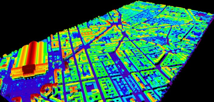Leica Geosystems' TerrainMapper: the next generation of aerial linear lidar