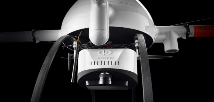 mdLiDAR1000: taking the fully integrated drone lidar solution to the next level