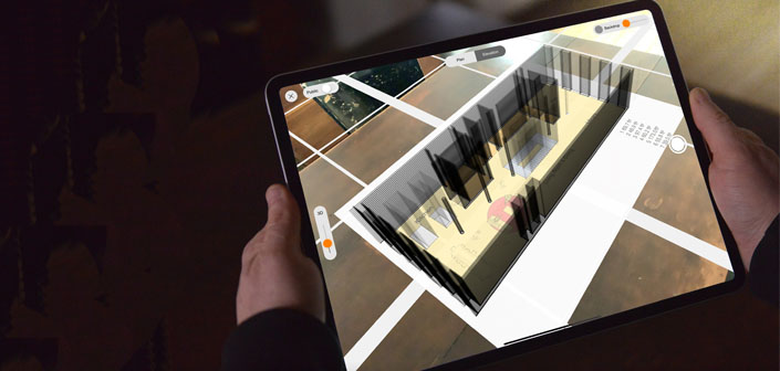 Easily Visualize And Share Floor Plans With Ar Sketchwalk Spar 3d