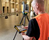 Trimble X7 scanning system includes automatic registration