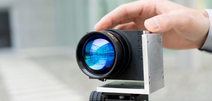 Blickfeld's latest lidar sensor has a range up to 250 meters