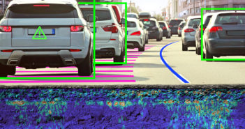 Ground penetrating radar improves navigation for AV