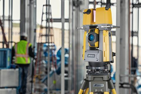 Laser scanner products announced at INTERGEO move towards integrated solutions