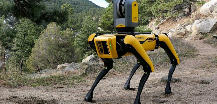 Trimble and Hilti collaborate to test robotic reality capture