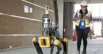 HoloBuilder and Boston Dynamics launch SpotWalk for autonomous reality capture