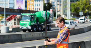 """New Trimble R12 receiver boosts surveying performance in """"challenging"""" GNSS environments"""