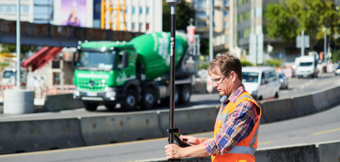 New Trimble R12 Receiver Boosts Surveying Performance in Challenging GNSS Environments