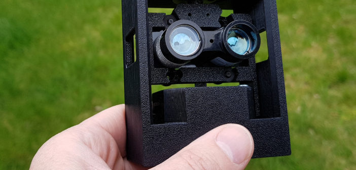 Xaxxon's OpenLIDAR sensor is tiny, inexpensive and open source