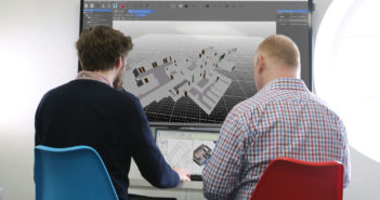 Pointfuse modeling engine converts point clouds into usable 3D models