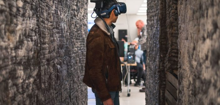 SLAM Technology brings WWI Tunnels to Life