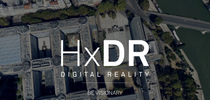 Hexagon stuns CES with new HxDR digital reality visualization platform