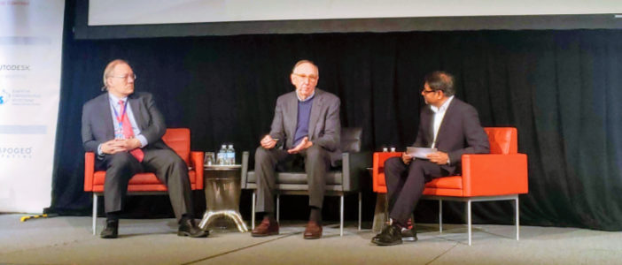Esri CEO Jack Dangermond urges companies to invest in innovation