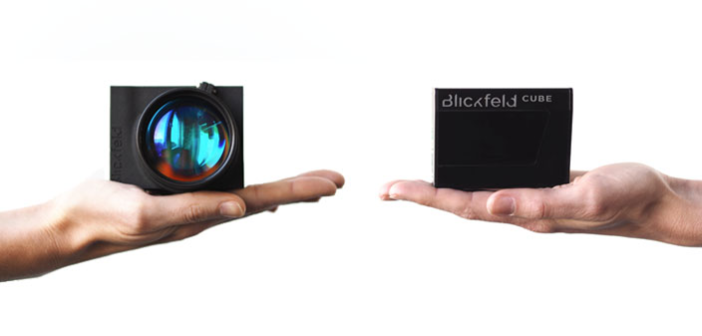 "Blickfeld's ""industry-agnostic"" lidar products move towards production"