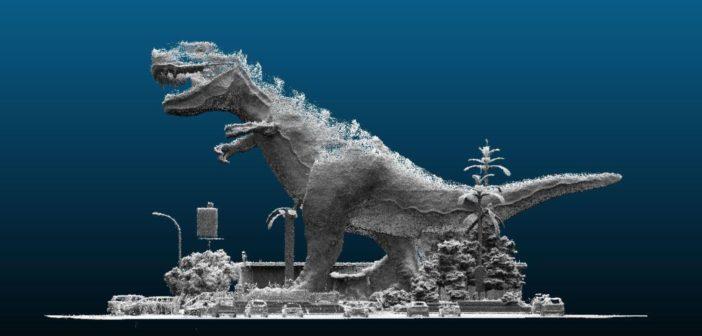 World's largest dinosaur immortalized in digital 3D