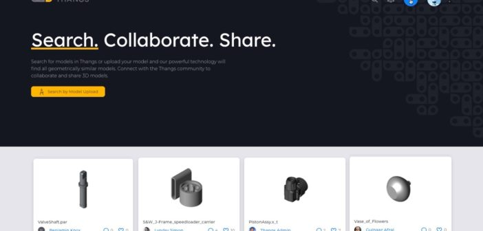 Thangs 3D Model Search Engine launches with more than a million searchable objects, aims to be a 3D Google