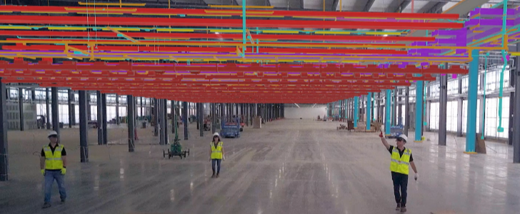 VisualLive launches AI-powered auto-alignment of CAD/BIM in the field
