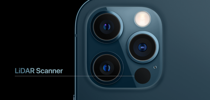 No longer a rumor: iPhone 12 Pro models have lidar