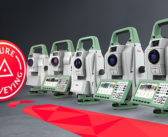 New total stations from Leica lean in to automation