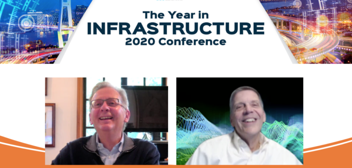 'Past the good idea stage' – Greg and Keith Bentley reflect on a pivotal year for digital twin tech