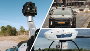 Honeywell Internal Navigation Systems Provide Highly Accurate Data for Mobile Mapping