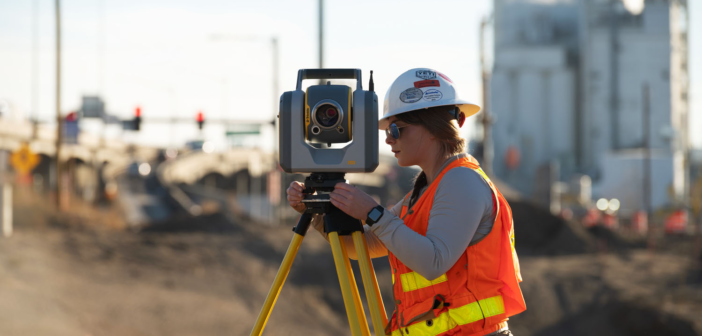 Trimble's SX12 Scanning Total Station combines versatility with state-of-the-art technology