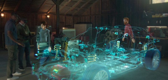 More than sci-fi: Microsoft's Mesh sets the stage for powerful enterprise 3D applications